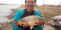 Рыбалка на Днестре в Маяках