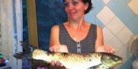 Рыбалка в Яссках