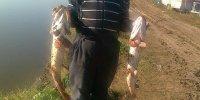Рыбалка в Яссках!